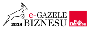 Laureat nagrody e-gazele Biznesu 2019 dla najdynamiczniej rozwijającej się firmy z branży e-commerce w województwie Świętokrzyskim.